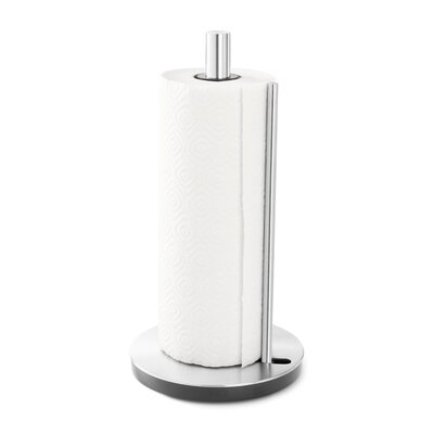 Lingo Kitchen Paper Roll Holder with Retaining Bar