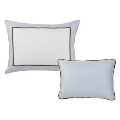 Bacati Metro Decorative Pillow (2 piece set)