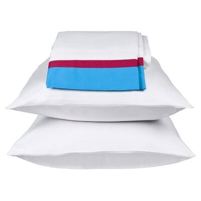Bacati Sunshine Standard Pillowcase