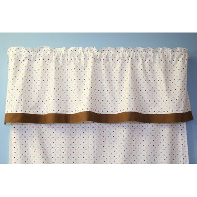 Bacati Baby and Me Curtain Valance