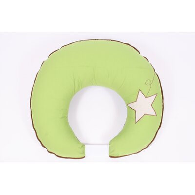 Bacati Camo Air Nursing Pillow