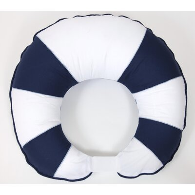 Bacati Little Sailor  Nursing Pillow cover