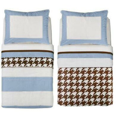 Bacati Metro Toddler Bedding Collection