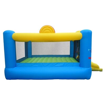 Island Hopper Hoops-N-Hops Bounce House