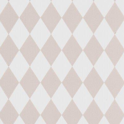 ferm LIVING Harlequin Geometric Wallpaper