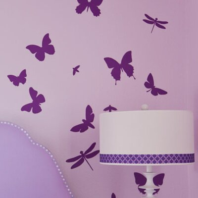 ferm LIVING Butterflies Wall Decal