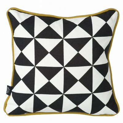 ferm LIVING Little Geometry Organic Cotton Cushion
