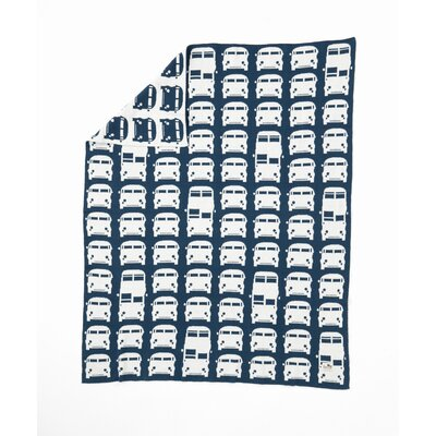 Rush Hour Organic Cotton Blanket