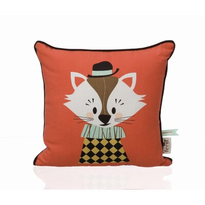 ferm LIVING Aristo Katt Pillow