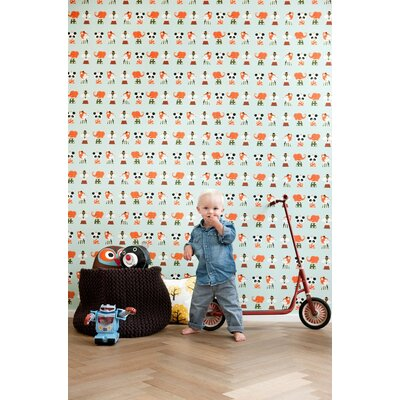 ferm LIVING Kids Marionette Wallpaper