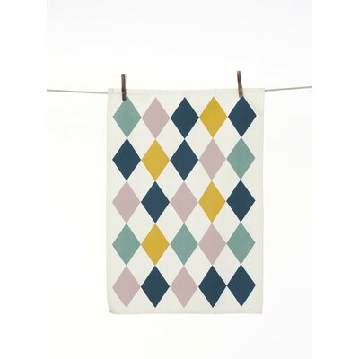 ferm LIVING Harlequin Tea Towel