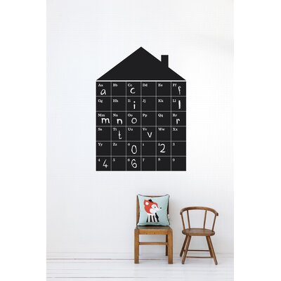 ferm LIVING Kids ABC Chalkboard Wall Decal