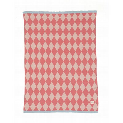 ferm LIVING Happy Harlequin Blanket
