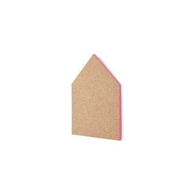 ferm LIVING Large Pin Board in Hot Pink