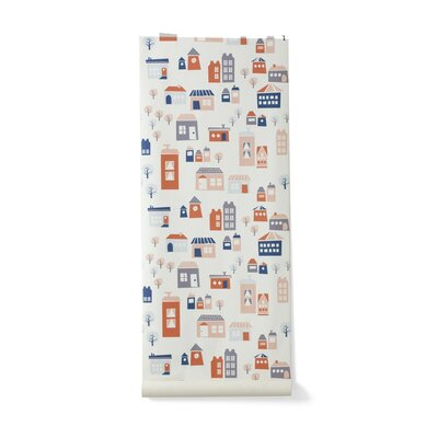 ferm LIVING Village Wallpaper