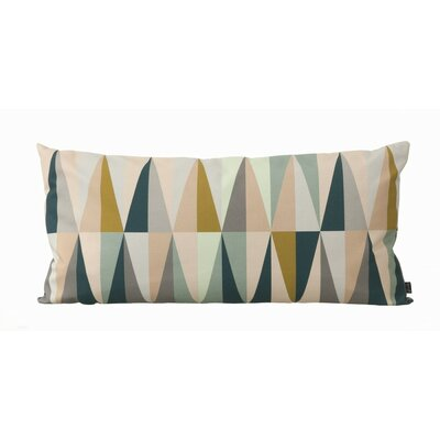 ferm LIVING Spear Organic Cotton Canvas Cushion