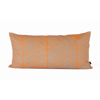 ferm LIVING Herringbone Cotton Boudoir Pillow