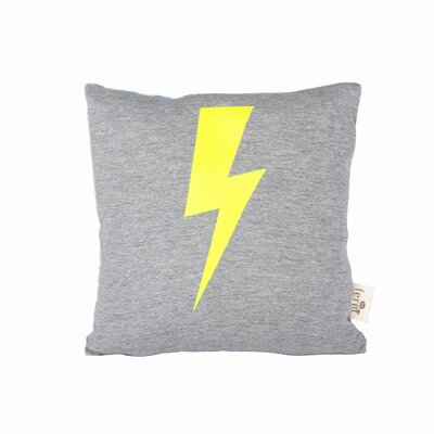 Lightning Cotton Accent Pillow