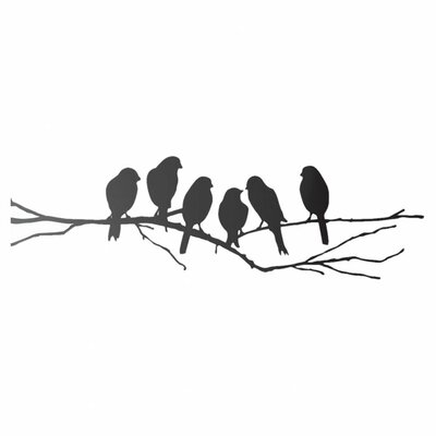 Lovebirds Wall Decal