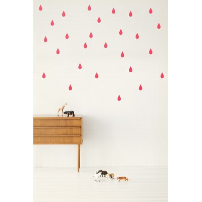 ferm LIVING Mini Drops Wall Stickers