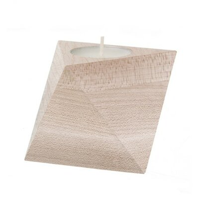 ferm LIVING Cube Tealight Candle Holder