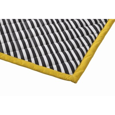 ferm LIVING Blanket Stripe Quilted
