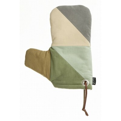 Triangle Oven Mitt