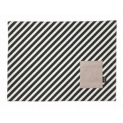 Striped Dinner Mat