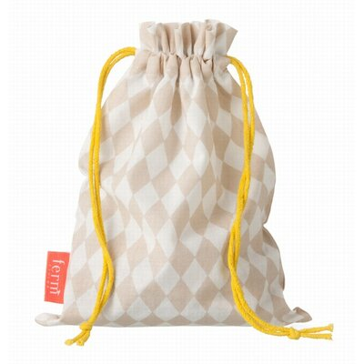 ferm LIVING Harlequin Cloth Pins with Bag