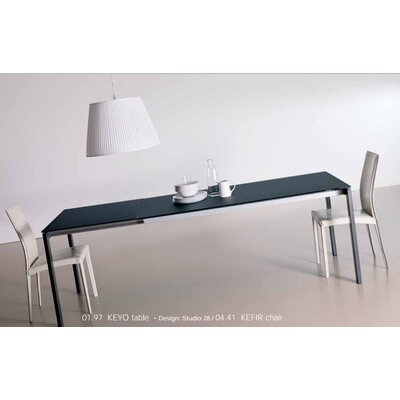 Bontempi Casa Keyo Linda 3 Piece Dining Set
