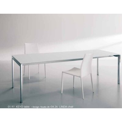 Bontempi Casa Keyo Kefir 3 Piece Dining Set