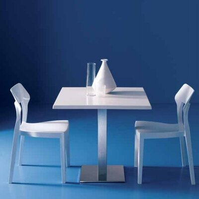 Bontempi Casa Cubo 3 Piece Dining Set