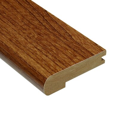 "Home Legend 0.38"" x 3.5"" Elm Stair Nose in Sand"