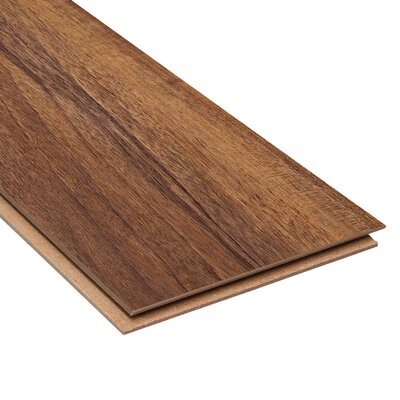 Home Legend 8mm Click Lock Walnut Laminate in Plateau
