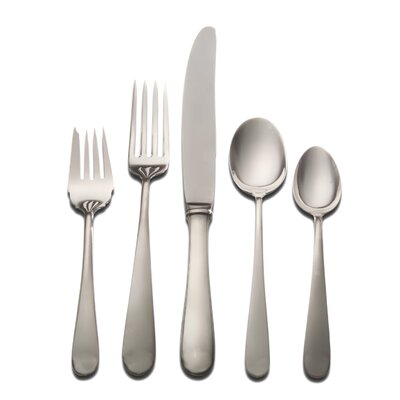 Kirk Stieff Old Maryland Plain 46 Piece Flatware Set