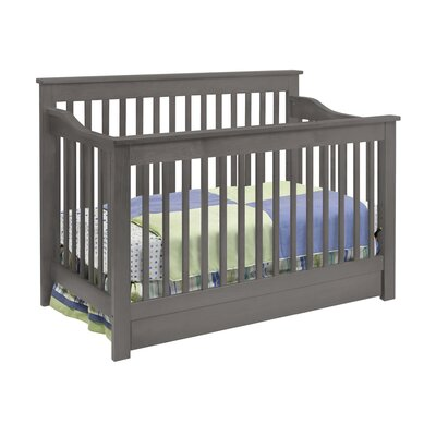 Piedmont 4-in-1 Convertible Crib with Toddler Bed Conversion Kit