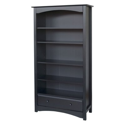 "DaVinci Jayden 70.5"" Open Shelf Bookcase"