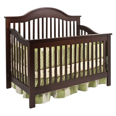 DaVinci Jayden 4-in-1 Convertible Crib with Toddler Bed Conversion Kit