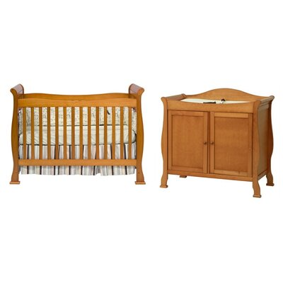 DaVinci Reagan 4-in-1 Convertible Crib Set