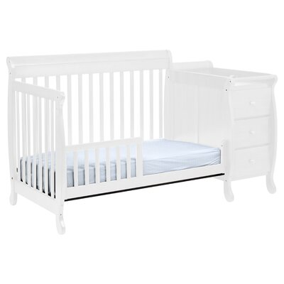 DaVinci Kalani 4-in-1 Convertible Crib and Changer Combo