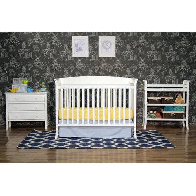 DaVinci Tyler 4-in-1 Convertible Crib Set