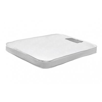 Sleepwell Sunshine Mini Crib Universal Fit Waterproof 3-Inch Ultra Firm Mattress