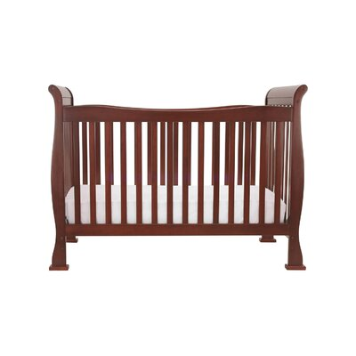 DaVinci Reagan 4-in-1 Convertible Crib with Toddler Rail in Pure White