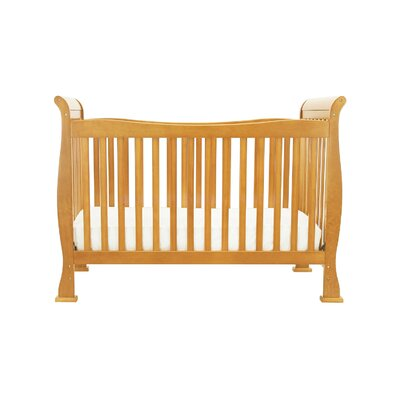DaVinci Reagan 4-in-1 Convertible Crib with Toddler Rail in Coffee