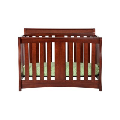 DaVinci Rowan Two Piece Crib Set in Cherrywood