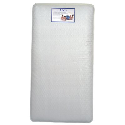 2-N-1 Innerspring Crib Mattress