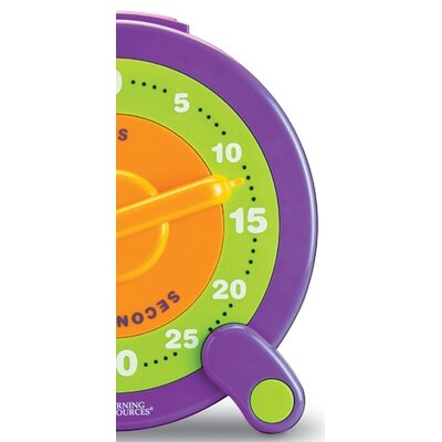Learning Resources 60 Second Jumbo Timer