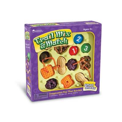Smart Snacks Trail Mix and Match