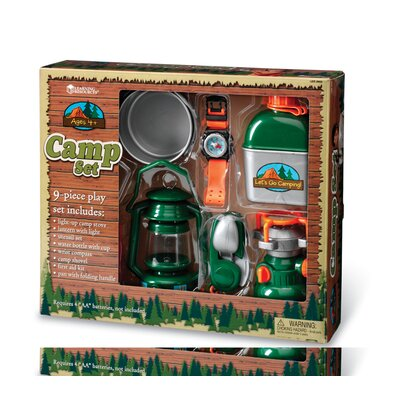 Learning Resources Camp Set 9 Piece Set