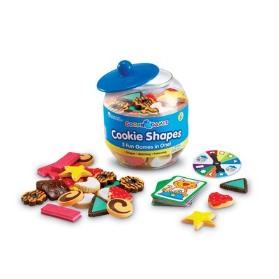Goodie Games™ Cookie Shapes